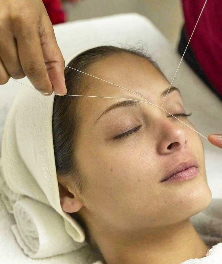 hårfjerning med tråd århus