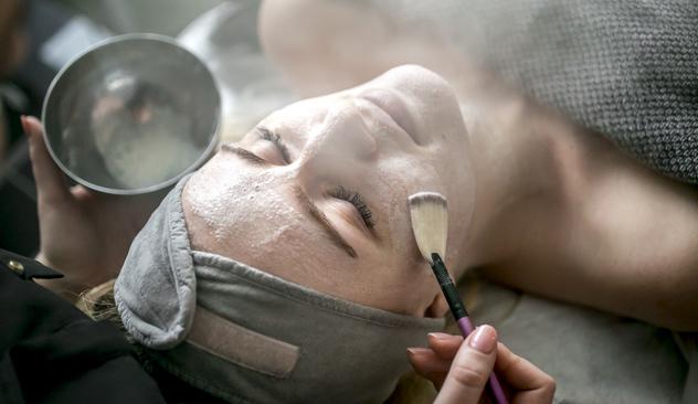 ansigtsbehandling lyngby
