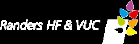 Randers HF & VUC logo